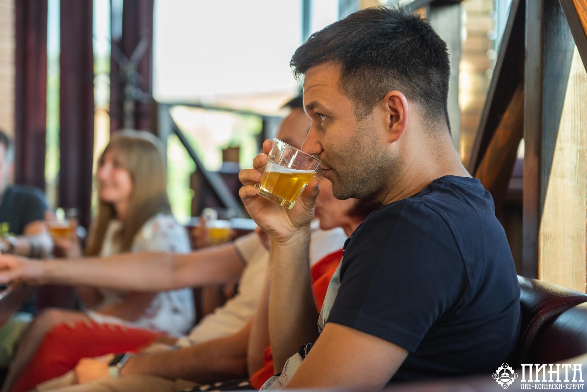 Бесплатная дегустация новинок пивоварни